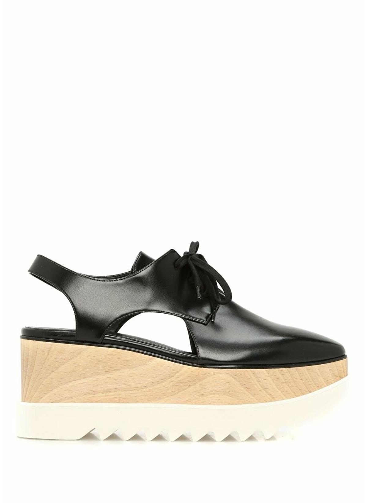 Stella Mccartney Dolgu Tabanlı Loafer Ayakkabı 101213773 K Loafer – 2649.0 TL